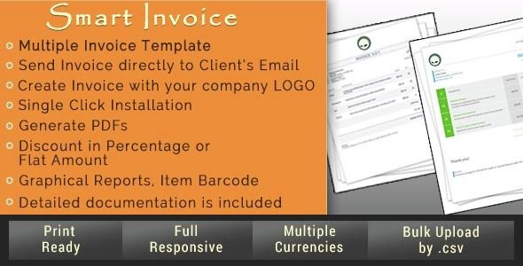 Download Free Smart Invoice Cms Ims Inventory Invoice Inv Invoice Template Psd Template Website Cool Business Cards