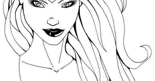 Coloring Page Wonder Woman Superheroes 78 Printable