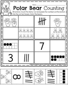 January Kindergarten Worksheets January Kindergarten Worksheets Kindergarten Worksheets Kindergarten Math Worksheets