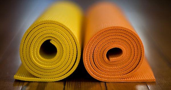 Yoga Mats By Richard Via Flickr Yoga Mat Cleaner Diy Yoga Mat Cleaner Yoga Mat