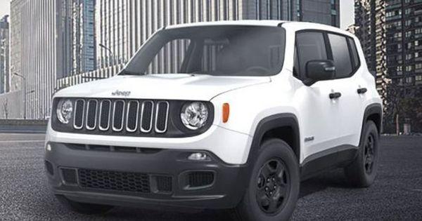 Jeep Renegade Pcd Com Novo Motor Chegara Nas Proximas Semanas