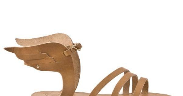 Ikaria Sandal - reminds me of the Greek god Hermes!