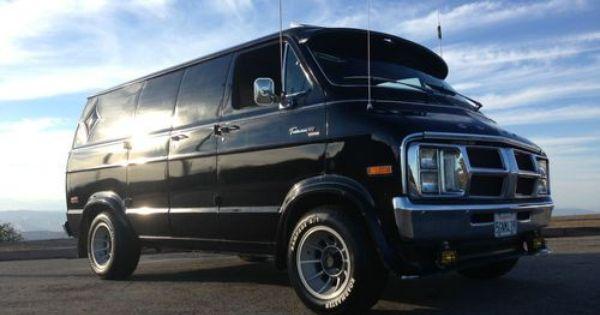 Custom 70s Van For Sale Tradesman Custom Boogie Van 70 S Survivor Street Van On 2040 Cars Van Van For Sale Dodge Van