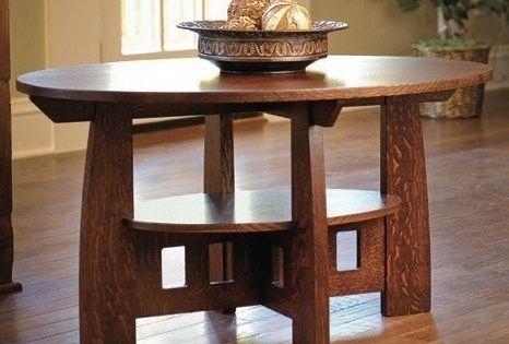 Craftsman Table The Craftsman Bungalow Interior