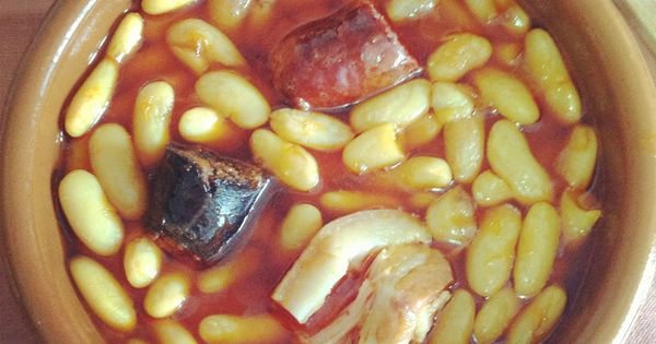 Fabada asturiana comida espa ola comida food recipes for Asturian cuisine