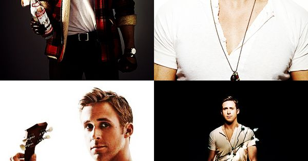 My future husband, Ryan Gosling. Drool.