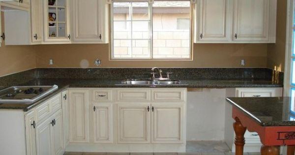 Antique white kitchen cabinets lily ann cabinets antique - Lily ann cabinets ...
