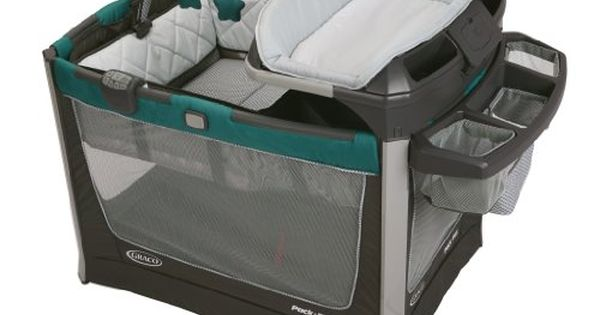Graco Pack N Play Playard Smart Stations Sapphire Was