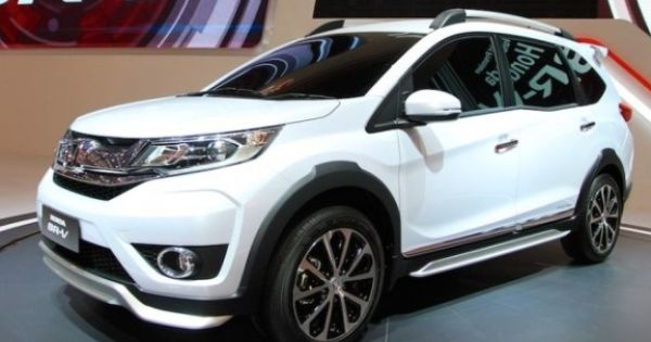 Honda BRV Release Date And Price | new auto cars | Pinterest | Honda, Release date and Crossover