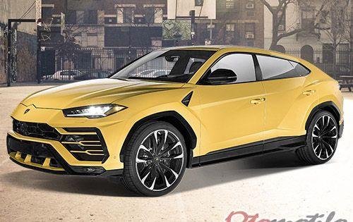 Harga Lamborghini Urus 2020 Review Spesifikasi Gambar Dengan