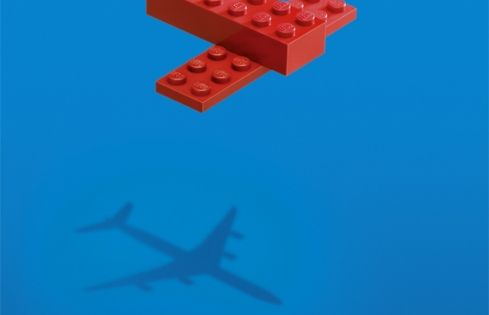 I am just crazy about the @Lego ads, such a simple an