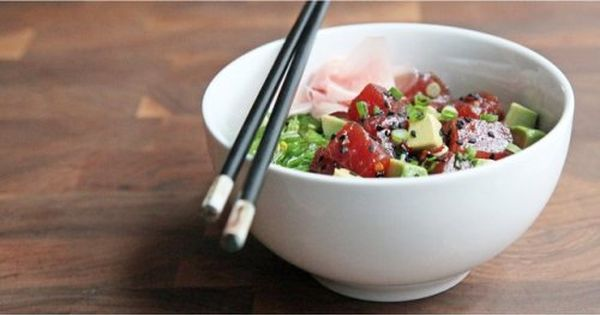 Get In on the Latest Dining Trend With This Easy Tuna...