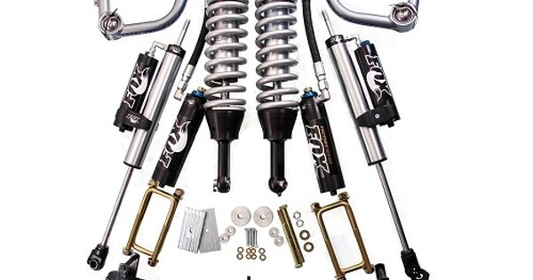 fox ultimate suspension lift kit for 2005