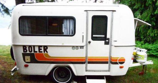 1981 15 Boler Trailer Riondel Bc Canada Fiberglass Rv S For