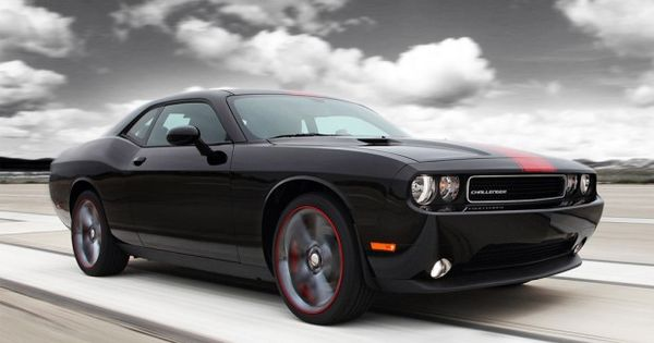 2013 Dodge Challenger Muscle Car