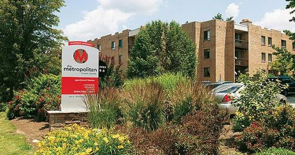 The Metropolitan West Chester Apartments Tours Community