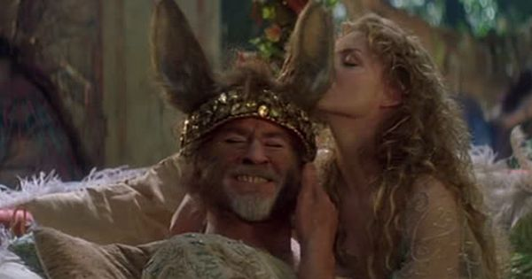 Kevin Kline And Michelle Pfeiffer In A Midsummer Night S Dream