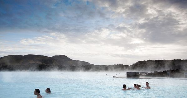 'Steamy Bath', Iceland, Reykjavik, The Blue Lagoon | Flickr - Photo Sharing!