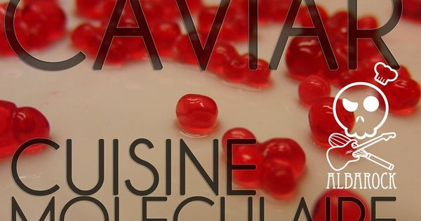 Caviar cuisine mol culaire recette facile p tisserie - Spaghetti cuisine moleculaire ...