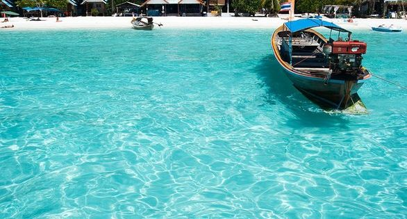 Pattaya Beach - Thailand . On my bucket list to swim in