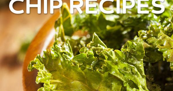 15 Tasty Kale Chip Recipes- that are so much better than the