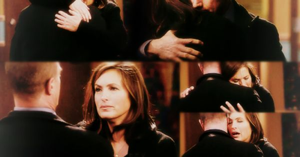 Does Stabler And Benson Hook Up