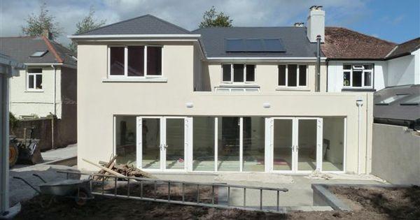 Semi Detached House Extension Cork Ldarchitects 1930