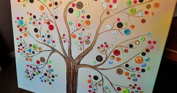 Group art project idea ideas para el hogar pinterest for Ideas originales para el hogar