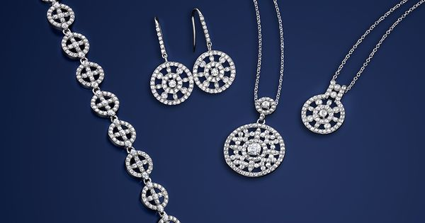 Zales Jewelry Necklaces >> Collection Glamour www.apm.mc #apm #apmmonaco #monaco # ...