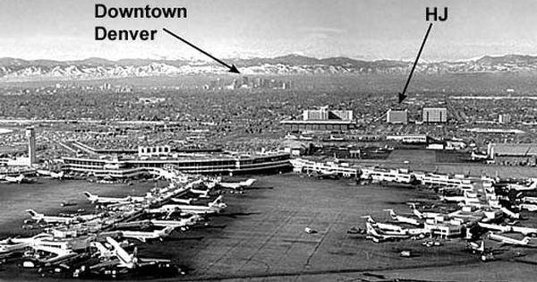 Denver Airport Colorado Denver History Denver Airport Colorado