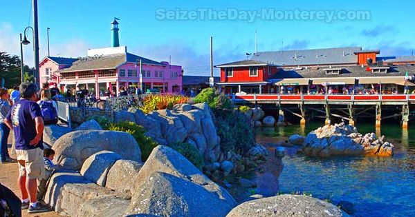 Fishermans Wharf In Monterey California Is A Must Visit