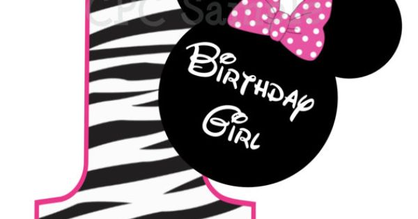 Mouse Birthday TShirt Personalized Zebra by CutiesTieDyeBoutique, $18.00