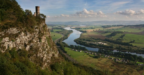 Kinnoull Hill Perth Cairngorms National Park Cairngorms Perth Scotland