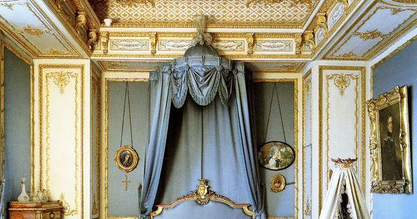 Habitaci n de la duquesa de aumale ch teau de chantilly for Decoracion de interiores luis xv