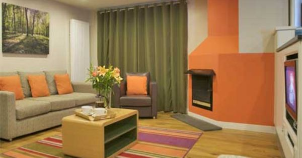 Holiday Lodges And Self Catering Accommodation Front Room Woodland Lodges Furnishings