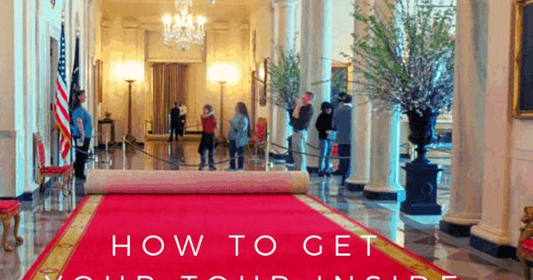 The White House Tour Experience All The Details You Need Before