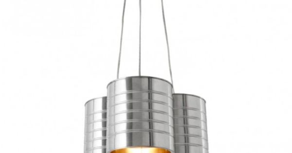 Roundup: 9 Cool u0026 Creative Uses for Old Coffee Cans : Wine rack, Pendant lighting and Coffee