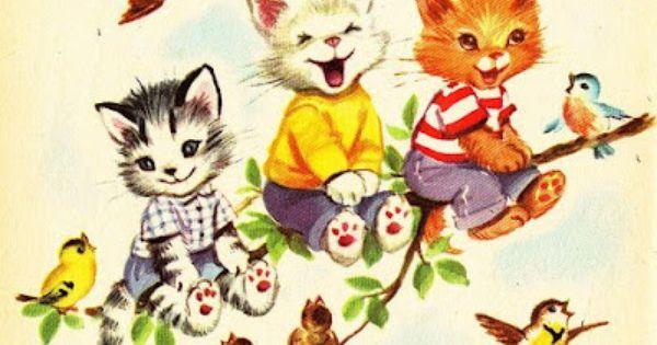 457029750 F61e713bfa O Cats Illustration Vintage Illustration Cat Art
