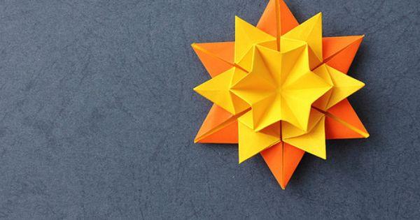 Origami Stern Anleitung Pdf