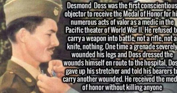 Image result for desmond doss