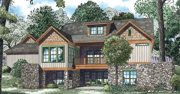 Rustic Home Plans Ranch House Plans And House Plans On Pinterest