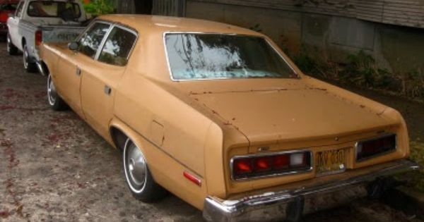 1974 Amc Matador Sedan Sedan Amc Matador
