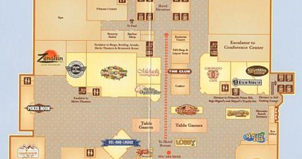map south point casino las vegas