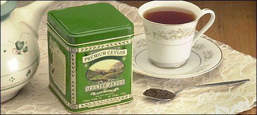 Ceylonese Orange Pekoe Tea Orange Pekoe Tea Pekoe Tea Orange Pekoe