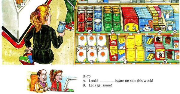 english basic how to ask for the supermarket