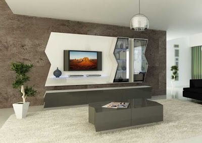 Modern Tv Wall Units Design Ideas For Living Room Furniture Sets