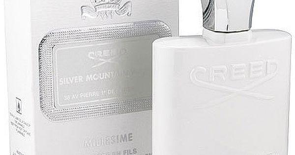 Silver Mountain Water Creed Parfem Parfem Za Zene I Muskarce 1995 Creed Perfume Perfume Fragrances Perfume