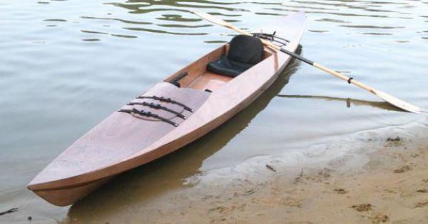 New DIY Boat: Topic Wood sit on top kayak plans