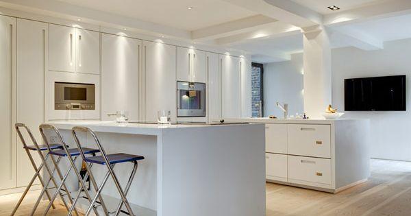 Stunning modern loft inside victorian westbourne grove for Kitchen ideas westbourne grove