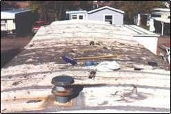 Rubber Roofing For Mobile Homes Understanding Different Roof Options Mobile Home Repair Mobile Home Repair Mobile Home Home Repair